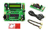 Silicon TechnoLabs ATMEL 8051 Quick Starter Development Board and AVR USB ISP Programmer Starter Kits
