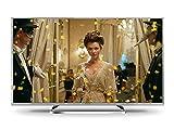 Panasonic TX-49ESW504S VIERA 123 cm (49 Zoll) LCD Fernseher (Full HD, 600Hz bmr, Quattro Tuner, TV auf IP Client, USB Recording)