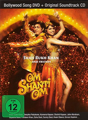 Shah Rukh Khan & Friends – Om Shanti Om (+ Audio-CD) [2 DVDs]