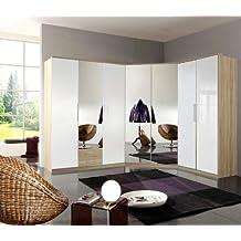 Suchergebnis auf Amazon.de für: Eckkleiderschrank Spiegeltüren