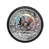 Lantelme Terrarium/Reptilien / Terrarien Thermometer Analog und Bimetall