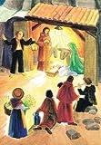 Cartes de Voeux Noël Provencal Lot de 7 Cartes