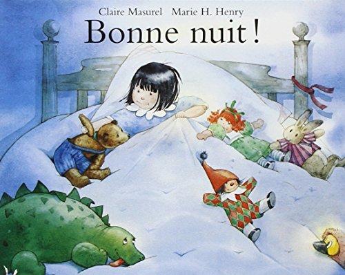 Bonne nuit ! par Claire Masurel