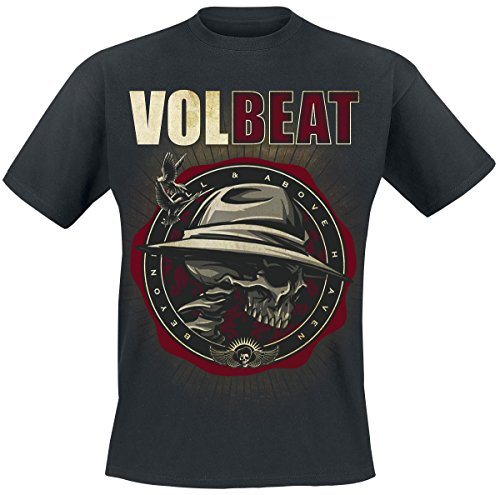 Volbeat Beyond Hell & Above Heaven T-Shirt schwarz M
