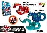 IMC Toys - Bakugan Dragones con Luz