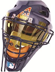 Bangerz hs9500béisbol para máscara cámaras de seguridad y montaje (humo o ámbar), hombre, AMBER