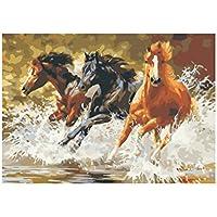 Amazon.it: Pittura Olio Cavalli - 10 - 20 EUR / Stampe e quadri su ...
