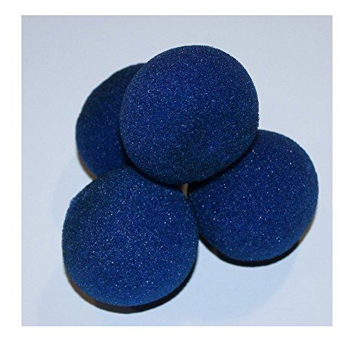 Sponge Rock (Sponge Balls for Magic Tricks - 2 inch (Royal Blue) by Rock Ridge)