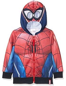 Spiderman Be a Hero, Sudadera con Capucha para Niños