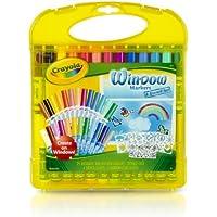Crayola 04-5229 - Set Colori Per Vetro