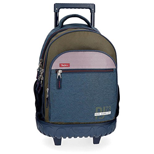 Pepe Jeans Trade Rolling Backpack 2W