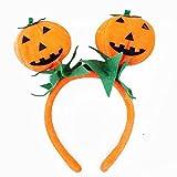 Halloween Pumpkin Headband