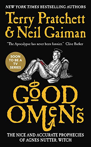 Good Omens: The Nice and Accurate Prophecies of Agnes Nutter, Witch, Surtido (cubierta de color negro o blanco) por Neil Gaiman