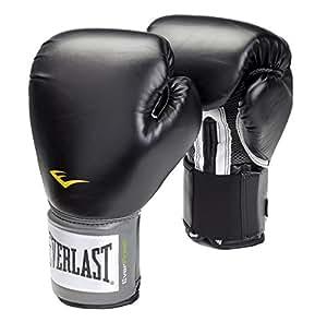 Everlast Velcro Pro Style Gants de boxe Noir 10oz