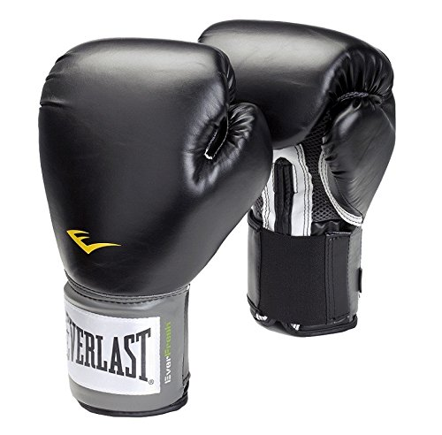 everlast-mens-velcro-pro-style-training-glove-black-12-oz
