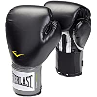 Everlast Pro Style, Guantes de boxeo, Negro, 14 oz