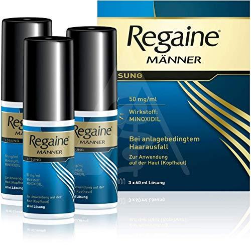 Regaine Männer Lösung, 3x60 ml -