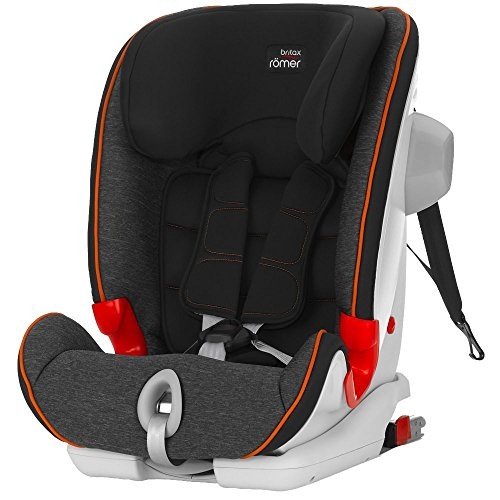 Preisvergleich Produktbild Römer Kindersitz Advansafix II SICT Modell 2016, Black Marble