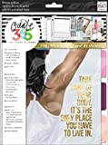The fitness extension pack is the ultimate way to track your health and fitness goals! you'll find places to plan your meals, workouts, water consumption and of course, we've added some positive and inspirational quotes and photos to keep you motivat...