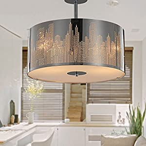 SPARKSOR Ceiling Lamp Pendant Lamp Ceiling Light for Living Room Bedroom Kitchen dining room from Ci Lang Lighting