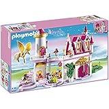 Playmobil Gran Castillo de Princesas con caballo volador