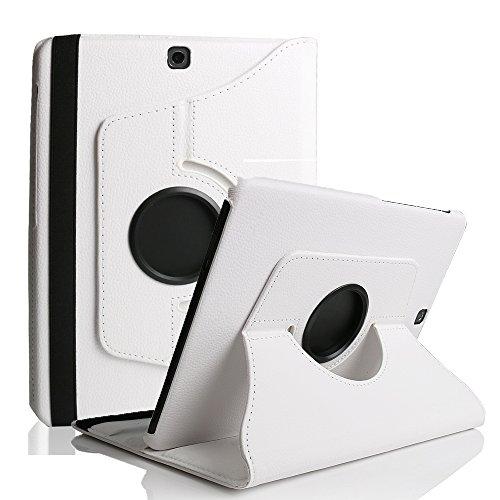 Preisvergleich Produktbild Schutzhülle für Galaxy Tab A 10,1 zoll,TechCode 360 Grad Drehung Schutzhülle Flip Case Book Cover Lederhülle für Samsung Galaxy Tab A 10.1 2016 T580N/ T585N mit Standfunktion / Auto Sleep - PU Leder