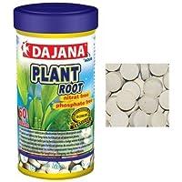 Dajana Plant Root - Fertilizzante in compresse senza nitrati e fosfati per la nutrizione delle piante