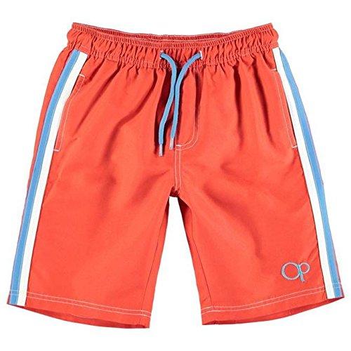 ocean-pacific-banador-para-hombre-joven-short-ninos-banador-bermudas-cortos-nadar-rojo-134-140