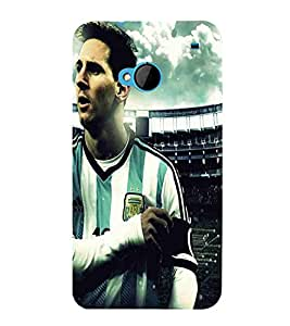 Stadium, Black, Cloud, Lovely Pattern, Printed Designer Back Case Cover for HTC M7 :: HTC One M7