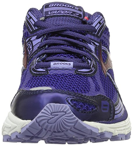 Brooks Vapor 3, Chaussures de Running Compétition Femme Multicolore (Blau/Rot)