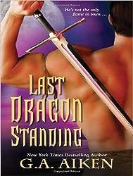 Last Dragon Standing (Dragon Kin)
