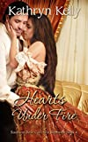 Hearts Under Fire (Southern Belle Civil War Romance Book 4)