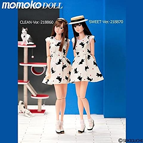 Momoko 1/6 Fashion DOLL Dancing with Kittens CLEAN Ver. New