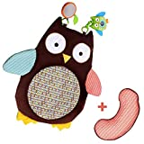 globaldeal Direct 68,6cm Cute Cartoon Eule Baby Infant Bauch Zeit kriechen Matte Game Pad Kissen Spielzeug spielen
