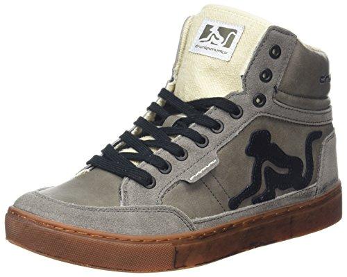 Drunknmunky Boston Vintage, Zapatillas De Hombre De Color Gris (gris)
