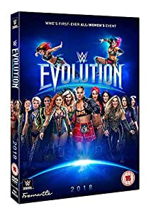 WWE: Evolution 2018 [DVD]