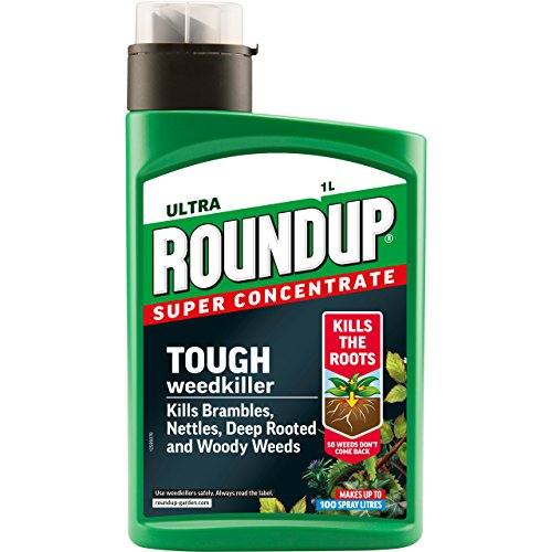 Roundup Tough Weedkiller 1L