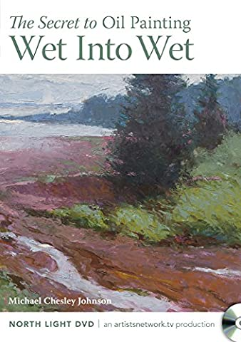 The Secret of Oil Painting Wet-into-wet [DVD] [NTSC]