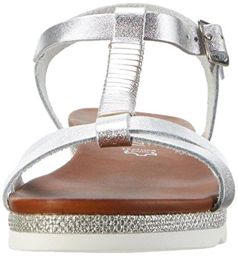 Marco Tozzi Premio Damen 28140 T-Spange Silber (Silver 941)