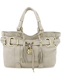 c8e82057e0210 BOVARI XL Padlock Shopper Handtasche - light taupe (helles Taupe) - super  soft limited…