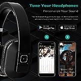 August EP650 Bluetooth NFC Kopfhörer mit aptX Technologie - 2