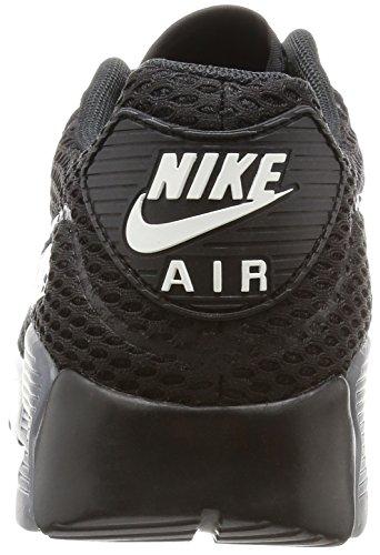 Nike Damen W Air Max 90 Ultra Br Turnschuhe, Schwarz Schwarz (Nero (Black/Black/White)Black/Black/White)