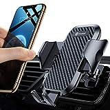 andobil Handyhalter fürs Auto Handyhalterung 2019 Upgrade Lüftung Halterung mit 2 Lüftungsclips Universale smartphone halterung kfz 360° Drehbar für iPhoneX Xr Samsung Galaxy Note 10 S10 Huawei LG Usw