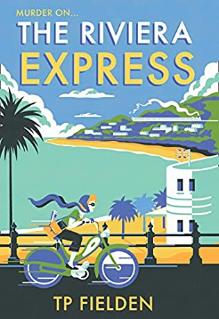 book cover of The Riviera Express
