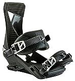 Nitro Herren Zero Bdg '17 Snowboardbindung, Not Black, L