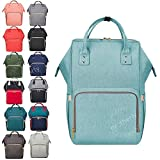 Motherly Diaper Bags for Mom and Baby Stylish Maternity Backpack