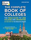 The Complete Book Of Colleges, 2019 Edition (College Admissions Guides)