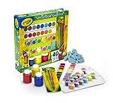 Crayola Washable Kid\'s Paint Kit-40Pc