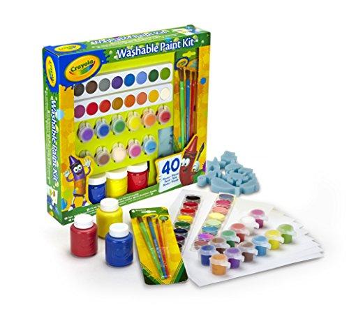 Crayola 54-0155 set pittura lavabile