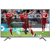 Hisense H45N5750UK 45-Inch 4K UHD Smart TV - Silver (2017 Model)